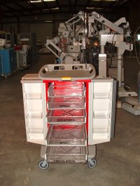 Waterloo ER2000 Crash Cart - reconditioned
