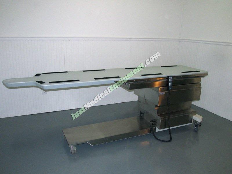 us imaging 9650 c-arm table, refurbished